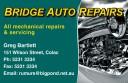BRIDGE AUTO REPAIRS