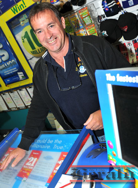 Colac's a lucky lottery location - colacherald.com ...