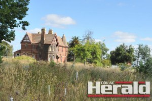 Colac's historic Balnagowan Mansion