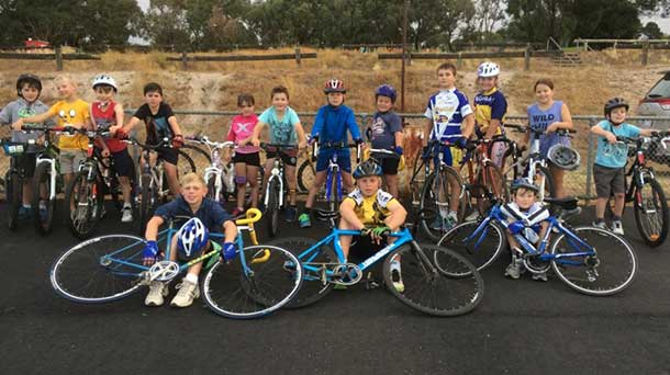 Cycling club's record season