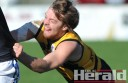 Colac Tiger Kane Leersen failed to hold onto a GFL squad role.