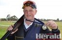Colac Secondary College student Shaun Martin will contest regional shooting titles.