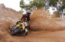 Colac motocross rider Ray Cole features in a motocross video made by Colac's Jonathon Wade.