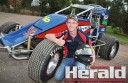 Colac district teen Luke Walker will race at Simpson this weekend for the first time since suffering a horrific crash.