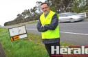 The RACV's Dave Jones says a $25-million investment on the Princes Highway could help save lives.