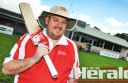 Apollo Bay cricket captain Matt Hanks will be part of the Sharks' return to top-grade cricket this season.