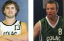 Ben Martin and Matt Lucas are back in the Colac Kookas' line-up.
