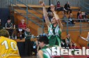 Colac's Juddy Williamson starred in the Kookas' final home game of the Country Basketball League season.