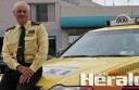 A recent crash has made Colac Active Taxis' Michael Harrison more aware of other drivers on the road. It also means one of his two maxi taxis is off the road this festive season.