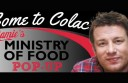 Colac will push for celebrity chef Jamie Oliver to help it fight obesity and diabetes.