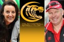 Bianca Chatfield and Danny Frawley will speak at a Colac Tigers season launch.