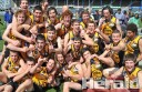 Colac Tigers celebrated GFL under-18 premiership success in 2011 but will have to defeat new rivals Torquay, Ocean Grove and Drysdale to win back-to-back flags this season.