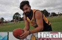 Colac premiership footballer Marcus Crook has parted ways with the Tigers to play with Central Highlands league club Ballan.