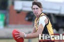 Colac Tigers forward Nick Lynch is in doubt for a club practice match after suffering concussion.