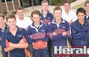 Colac students Tyler Flanigan, Jarrod Walters, Ethan Hill, Frazer O'Gorman, Darcy Howard, Bryce McDonald, Thomas Cahill, Leigh Gorwell and Cooper Stephens are among 18 Colac district footballers  in a Hampden Schoolboys team.