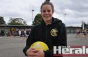 mma Hillman is captain of Colac Tigers' A Grade netball team for 2014.