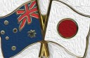 Japan-and-Australia-flags