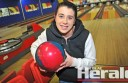 Colac's Nadine Oborne will represent Victoria's under-21 team in a national ten-pin bowling competition.