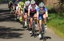 About 5000 cyclists took part in Otway cycling event Amy's Gran Fondo yesterday.  PICTURE: Con Chronis