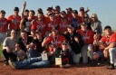 Colac Braves will promote their top-grade baseball team next season following the club's B Grade and B Reserve championships at the weekend. The weekend was the second time in four years that both Braves teams, pictured, have won grand finals in the same season.