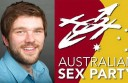 Jayden Millard is the Sex Party's candidate for the upper house seat of Western Victoria.