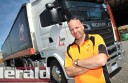 Colac's Ross Maw will compete against 11 other truck drivers for the crown of Australia's best truck driver.