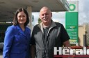 Corangamite MP Sarah Henderson and Colac fuel price campaigner Phil Edge are urging Colac businesses and residents to make submissions to the Federal Government's Harper review of competition laws.