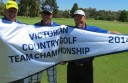 Beeac golfers Andrew Coles, Stuart Marshall and Clint Worden beat 29 other golf clubs from across the state to claim the Victorian Men's Country Teams Championships at Mildura.