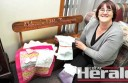 Colac's Lynette Robertson sewed baby outfits for families who had an infant die during pregnancy.