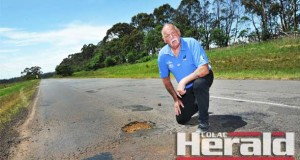 Australian Country Alliance's Polwarth candidate Phil Edge has joined community calls for immediately repairs to the Timboon-Colac Road, promising to lobby for better Colac district roads if successful at next month's State Government election.