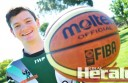 Fast-improving Colac Kookas teenager Jack Barrow has worked his way into the Kookas' starting five this season in the Country Basketball League.