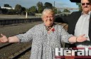 A Liberal-National coalition will add an additional daily return train service from Melbourne to Warrnambool within three years if re-elected. Colac Otway Mayor Lyn Russell and Cr Brian Crook have been calling for extra trains.