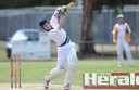 Colac West's Dylan Flanigan made 110 not out.