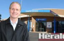 Colac Area Health board chairman Max Arnott has discussed the hospital's budget deficit.