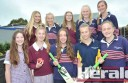 A Trinity College multi-sport team will contest its fifth state finals for the year today in a cricket clash at the MCG. Pictured, from back left, are Lily Smith, Emma Hawker, Chelsea Wilson, Abby Park and Chloe Brown. Front, Ella O'Brien, Holly Robertson, Beth Marwood, Jeremi Robinson and Alisha Montano. The students also reached state finals in basketball, netball, tennis and cross country.
