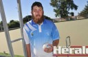 Colac's Will Collihole will contest West Coast Bowls Region's champion of champions event after winning Corangamite bowls' highest individual accolade for the second straight year.