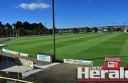 An upgrade of facilities at Colac's Central Reserve sports ground will happen in stages.