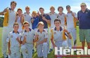 City United continued its dominance of Colac district junior cricket after winning a fourth straight under-16 grand final yesterday.