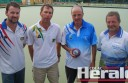 City's Jason Laird, Central's Shane Fitzsimmons, Colac's Glenn Baudinette and Apollo Bay's Fred Welsh will join their teammates for the opening round of Corangamite bowls' Division One finals, which start tomorrow.
