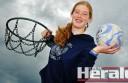 Colac netballer Brooke Allan