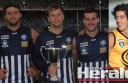 Colac Tigers Jake McGuane, Kane Leersen and Ryan Monaghan and James Linton will represent the Geelong Football League in tomorrow's interleague clash against the Goulburn Valley league.