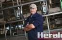 Larpent dairy farmer Mark Billing and his family are vying for the title of the Legendairy Farmer of the Year at Friday's Great South West Dairy Awards.