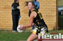 Colac Tigers youngster Riley Stephens earned best-on-court honours for the Tigers in their maiden victory of 2015.