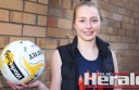 Promising Otway Districts netballer Shannon Davis, 19, says the young Demons have a bright future.
