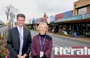 Colac Otway's Doug McNeill and Suzanne Barker are working on Colac 2050 Project, a plan to ensure Colac has space and facilities to meet future demands.