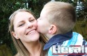 "Colac's Jenna Lawlor ""has a new lease on life"" and is looking forward to surgery to treat premenstrual dysphonic disorder. Mrs Lawlor is pictured with her son Asher."