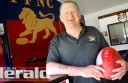 Forrest Football Club president Bob Brooks has stepped down after two-and-a-half decades as the Lions' head recruiter.
