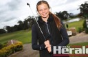 Colac junior golf prodigy Georgia Fish has enjoyed a standout 2015, which has attracted interest from a highly-rated Melbourne golf course.