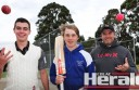City United's Dave Treweek will lead Colac district's Colts team at Bendigo Country Week, starting today. The team features Division One cricket's top 15-to-19-year-old players, including Ben Vicary, left, and Aidan Barrow.