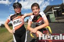 Colac Cycling Club's Kate and Patrick Allan will join a strong field of cyclists from across Victoria in track racing's return to Colac after three decades tomorrow.